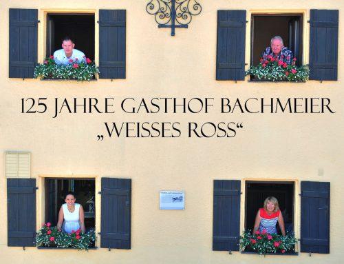 125 Jahre Familie Bachmeier