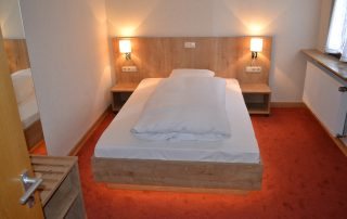 Einzelzimmer Weisses Ross bei Nürnberg