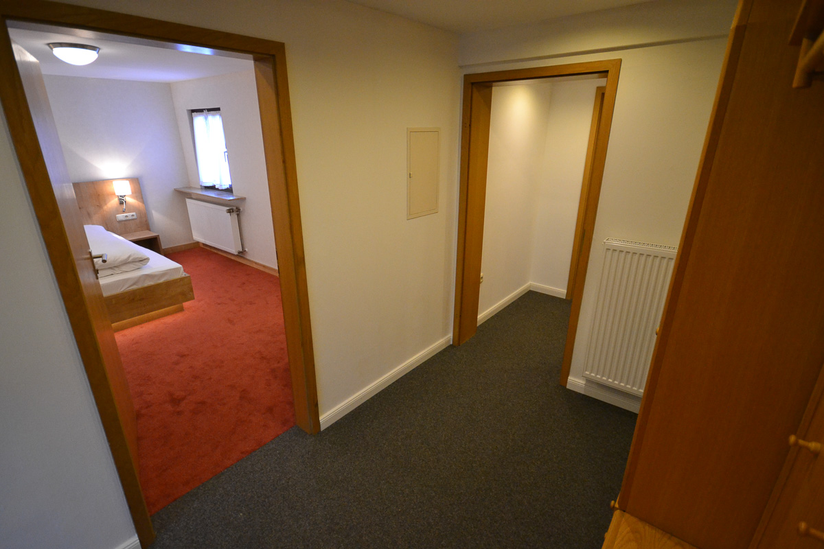 Und fertig ist Zimmer 19