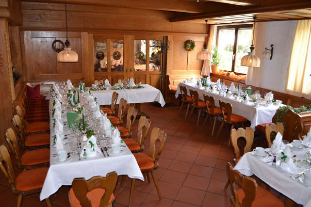 Feiern Restaurant bei Nürnberg Weisses Ross