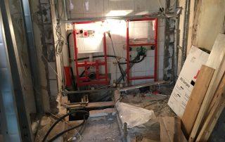 Renovierung Zimmer 5